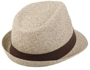 styleBREAKER Trilby Hut, leichter Papierhut mit kontrastfarbigem Zierband, Unisex 04025002 – Bild 25