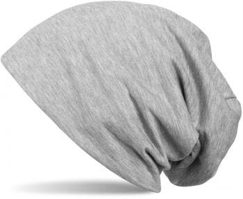 styleBREAKER klassische Longbeanie Mütze einfarbig, große und leichte Slouch Beanie, Unisex 04024050 – Bild 3