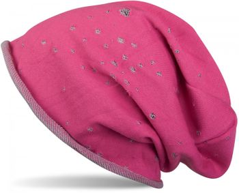 styleBREAKER vintage slouch beanie, perforated and with rolled cuff, unisex 04024052  – Bild 9