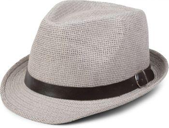 styleBREAKER Trilby Hut, leichter Papierhut mit schwarzem Gürtel Zierband, Unisex 04025003 – Bild 26