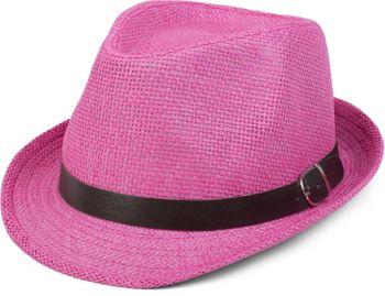 styleBREAKER Trilby Hut, leichter Papierhut mit schwarzem Gürtel Zierband, Unisex 04025003 – Bild 29