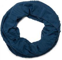 styleBREAKER classic pleating pattern tube scarf, unisex 01018082 – Bild 1