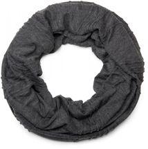styleBREAKER classic pleating pattern tube scarf, unisex 01018082 – Bild 4