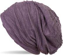 styleBREAKER Beanie Mütze mit Falten Muster, Slouch Longbeanie, Unisex 04024053 – Bild 14