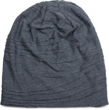 styleBREAKER Beanie Mütze mit Falten Muster, Slouch Longbeanie, Unisex 04024053 – Bild 25