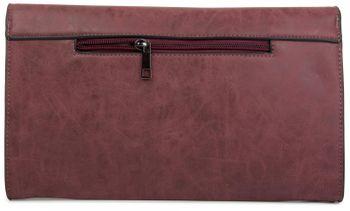 styleBREAKER Envelope Clutch, Abendtasche im Kuvert Design mit Schulterriehmen und Trageschlaufe, Damen 02012047 – Bild 26