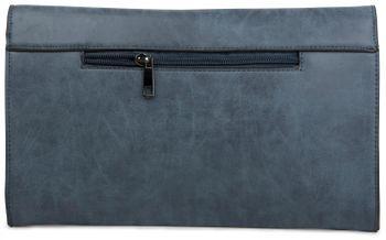 styleBREAKER Envelope Clutch, Abendtasche im Kuvert Design mit Schulterriehmen und Trageschlaufe, Damen 02012047 – Bild 19