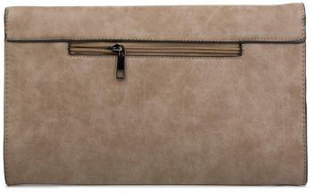 styleBREAKER Envelope Clutch, Abendtasche im Kuvert Design mit Schulterriehmen und Trageschlaufe, Damen 02012047 – Bild 20