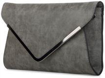 styleBREAKER Envelope Clutch, Abendtasche im Kuvert Design mit Schulterriehmen und Trageschlaufe, Damen 02012047 – Bild 13
