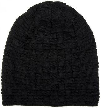styleBREAKER warming braided pattern fine knit slouch beanie with an ultra soft fleece lining, unisex 04024058  – Bild 29