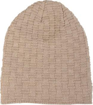 styleBREAKER warming braided pattern fine knit slouch beanie with an ultra soft fleece lining, unisex 04024058  – Bild 32