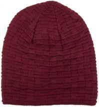 styleBREAKER warming braided pattern fine knit slouch beanie with an ultra soft fleece lining, unisex 04024058  – Bild 30