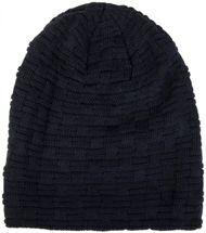 styleBREAKER warming braided pattern fine knit slouch beanie with an ultra soft fleece lining, unisex 04024058  – Bild 26