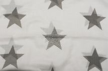 styleBREAKER Loop Schal mit Sterne Muster und edler Strass Applikation, Schlauchschal, Tuch, Damen 01018086 – Bild 39