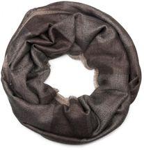 styleBREAKER edler Loop Schlauchschal mit Streifen und Paisley Muster im Doubleface Stil, Unisex 01018093 – Bild 2