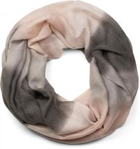 styleBREAKER tube scarf snood with striped colour gradient pattern, unisex 01018097 – Bild 12