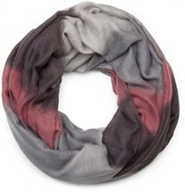 styleBREAKER tube scarf snood with striped colour gradient pattern, unisex 01018097 – Bild 6