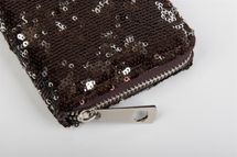 styleBREAKER purse all over sequins design, circumferential zipper, ladies 02040034 – Bild 12