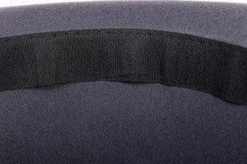 styleBREAKER melon hat, narrow brim felt hat with black ribbon, bowler hat, unisex 04025006 – Bild 13