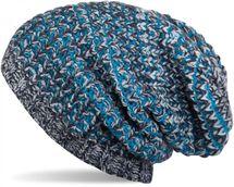 styleBREAKER warme Slouch Beanie Strickmütze in meliertem Design, Wintermütze, Unisex 04024062 – Bild 1
