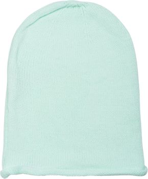 styleBREAKER warming fine knit slouch beanie, uni-coloured, knitted beanie with rolled cuff, winter beanie, unisex 04024063 – Bild 10