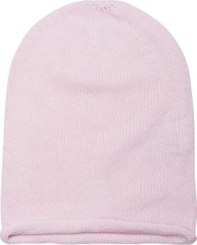 styleBREAKER warming fine knit slouch beanie, uni-coloured, knitted beanie with rolled cuff, winter beanie, unisex 04024063 – Bild 7