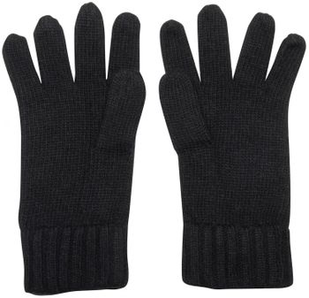 styleBREAKER classic gloves, warm knitted gloves double layer, uni, unisex 09010005 – Bild 7