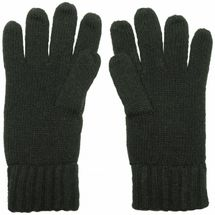 styleBREAKER classic gloves, warm knitted gloves double layer, uni, unisex 09010005 – Bild 10