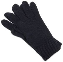 styleBREAKER classic gloves, warm knitted gloves double layer, uni, unisex 09010005 – Bild 4