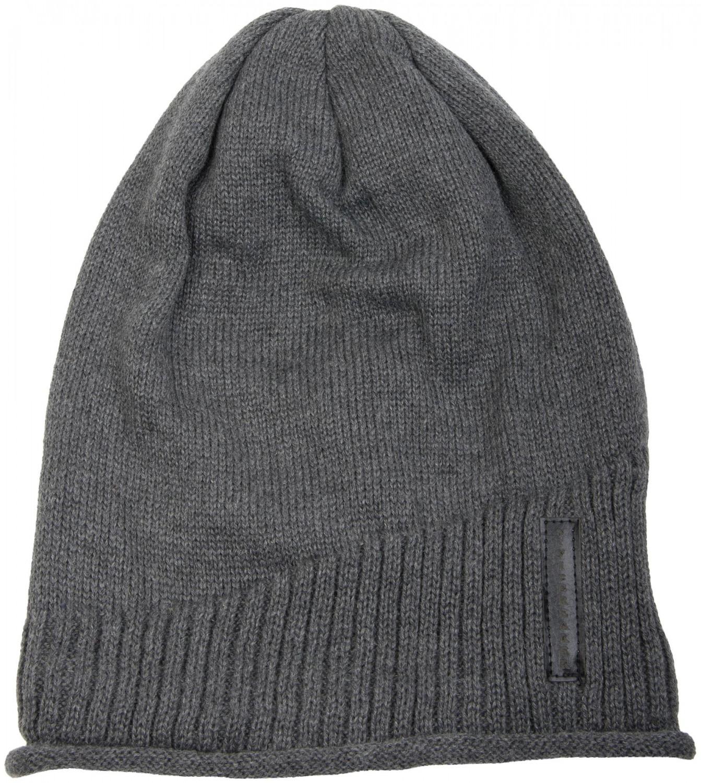 stylebreaker warme feinstrick beanie mütze