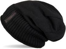 styleBREAKER warme Feinstrick Beanie Mütze mit sehr weichem Fleece Innenfutter, Unisex 04024065 – Bild 21