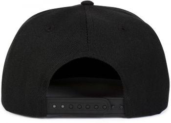 styleBREAKER Snapback Cap mit Camouflage Print am Schild, Baseball Cap, verstellbar, Unisex 04023042 – Bild 8