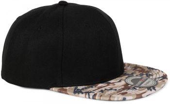 styleBREAKER Snapback Cap mit Camouflage Print am Schild, Baseball Cap, verstellbar, Unisex 04023042 – Bild 6