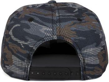styleBREAKER Snapback Cap mit Camouflage Print, Baseball Cap, verstellbar, Unisex 04023045 – Bild 4