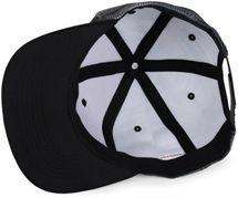 styleBREAKER Snapback Cap mit Camouflage Print, Baseball Cap, verstellbar, Unisex 04023045 – Bild 5