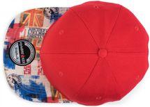 styleBREAKER Snapback Cap mit Städte Print am Schild, Baseball Cap, verstellbar, Unisex 04023043 – Bild 2