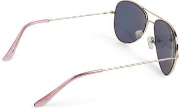 styleBREAKER Kinder Pilotenbrille mit Edelstahl Metall Gestell, verspiegelt oder getönt, Fliegerbrille, Sonnenbrille 09020059 – Bild 8