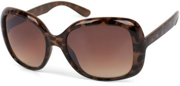 styleBREAKER butterfly-shaped sunglasses with long, narrow legs, gradient lens, ladies 09020061 – Bild 1