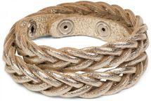 styleBREAKER Leder Armband in Flecht Optik, Vintage Style, Lederarmband, geflochten, Unisex 05040053 – Bild 16