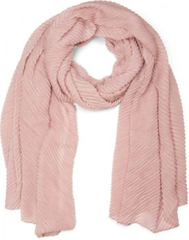 styleBREAKER crêped scarf uni, crash and crinkle, cloth, women 01016107 – Bild 13
