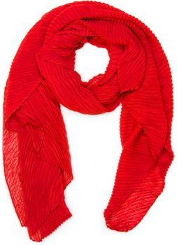 styleBREAKER crêped scarf uni, crash and crinkle, cloth, women 01016107 – Bild 17