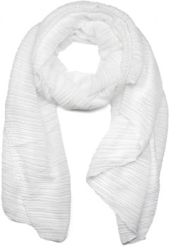 styleBREAKER crêped scarf uni, crash and crinkle, cloth, women 01016107 – Bild 9