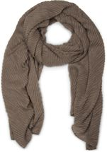 styleBREAKER crêped scarf uni, crash and crinkle, cloth, women 01016107 – Bild 16