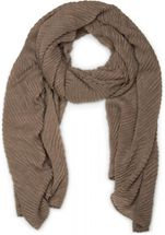 styleBREAKER crêped scarf uni, crash and crinkle, cloth, women 01016107 – Bild 15