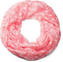 styleBREAKER Punkte Muster Loop Schlauchschal, seidig leicht, Tuch, Damen 01016111 – Bild 24