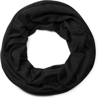 styleBREAKR destroyed vintage used look tube scarf, slightly perforated, unisex 01016114 – Bild 4