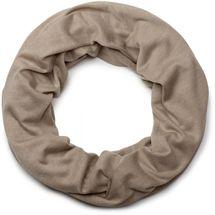 styleBREAKER unifarbener Jersey Loop Schal, Schlauchschal, Tuch, Einfarbig, Unisex 01016115 – Bild 16