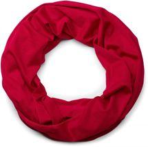 styleBREAKER unifarbener Jersey Loop Schal, Schlauchschal, Tuch, Einfarbig, Unisex 01016115 – Bild 9