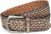 styleBREAKER braided vintage style belt, plaited belt, one size, unisex 03010063 – Bild 11