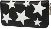 styleBREAKER all over stars design purse, circumferential zipper, wallet, ladies 02040044 – Bild 2